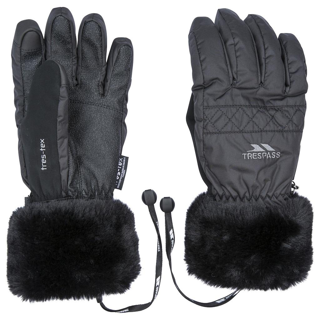 Trespass Skihandschuhe »Damen Ski-Handschuhe Yanki«