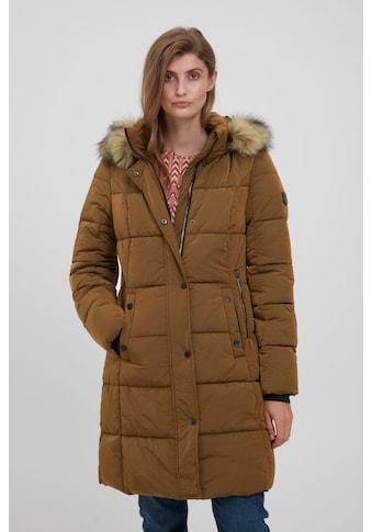 fransa Winterjacke »FRBABAC 1 20609590«, Modische Jacke mit Fake-Fur Kragen kaufen