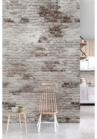 GRANDECO TAPETE Vliestapete »Backstein Wand«, 1 Rolle á 3 Bahnen 159 cm x 280 cm kaufen