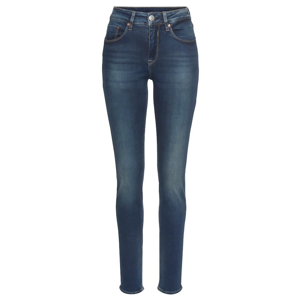 Herrlicher Slim-fit-Jeans »SUPER G«, Reused Denim Powerstretch