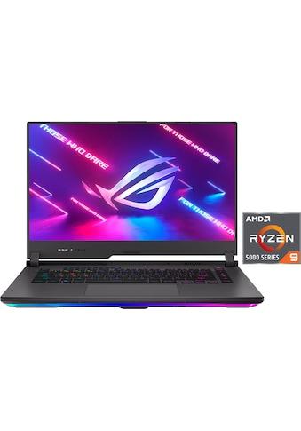 "Asus Notebook »G513QR-HF253T«, (39,6 cm/15,6 "" AMD Ryzen 9 RTX,™ 3070\r\n 1000 GB... kaufen"