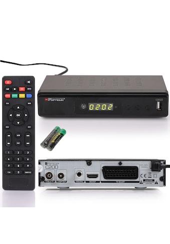 Opticum Red Kabel-Receiver »AX C 200 Full HD« kaufen