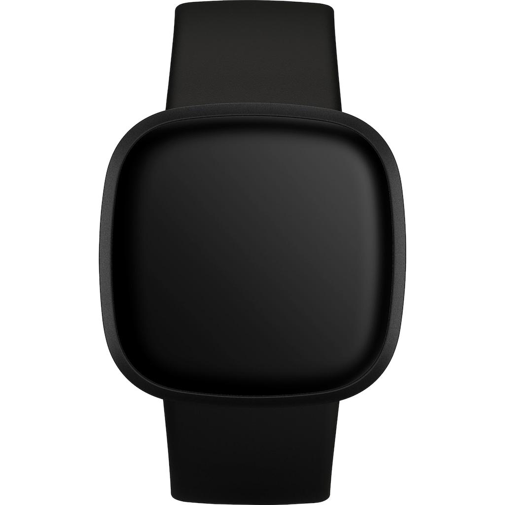 fitbit Smartwatch »Versa 3«, (FitbitOS5)