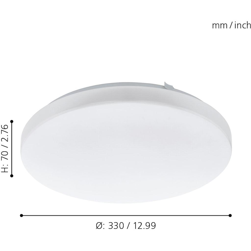 EGLO LED Deckenleuchte »FRANIA«, LED-Board, Warmweiß, LED Deckenlampe