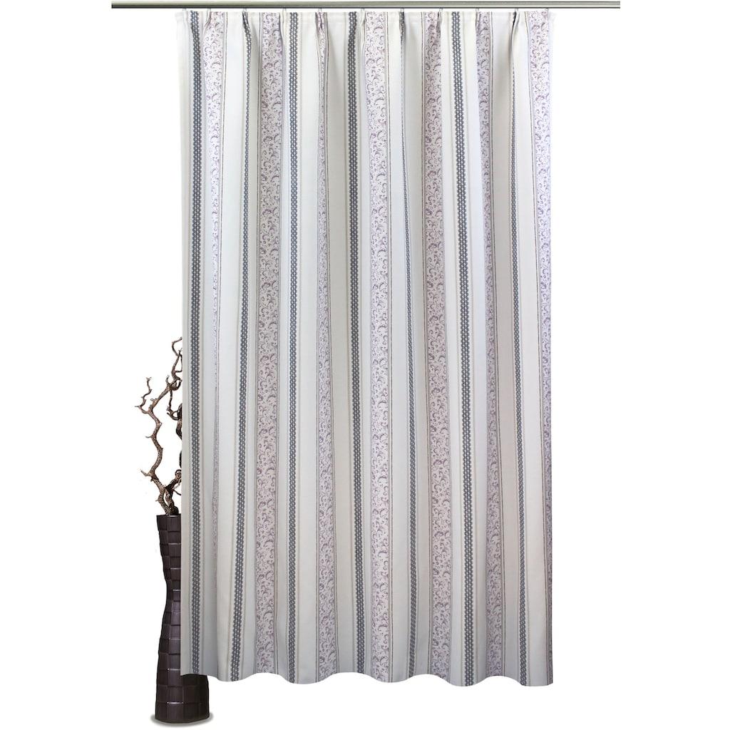 VHG Vorhang »Sorsha«, Bleistiftband