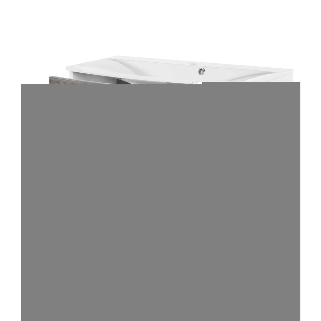 FACKELMANN Waschtisch »Lugano«, Breite 80 cm