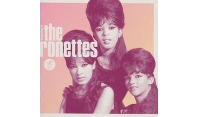 Musik-CD »Be My Baby: The Very Best Of The Ronettes / Ronettes,The« kaufen