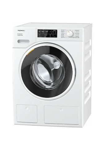 Miele Waschmaschine, WSG663 WCS Tdos W1, 9 kg, 1400 U/min kaufen