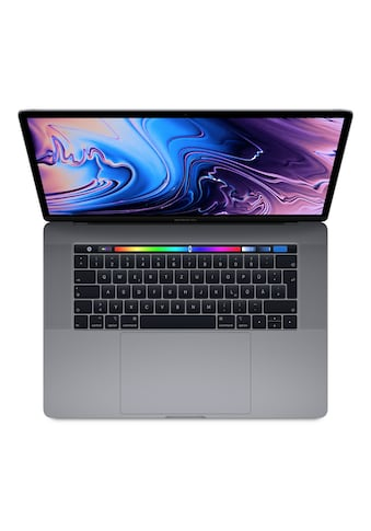 "Apple MacBook Pro Touch Bar CTO »Intel Core, 39,1 cm (15,4""), SSD« kaufen"