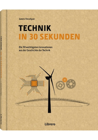 Buch »TECHNIK IN 30 SEKUNDEN / James Trevelyan« kaufen