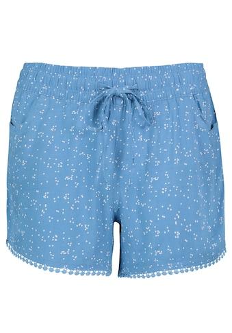 Fresh Made Shorts, mit Print kaufen