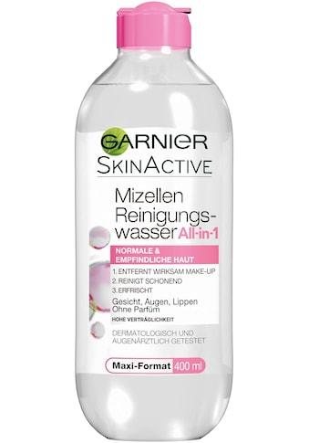 GARNIER Gesichtswasser »Mizellen Reinigungswasser Normale Haut« kaufen