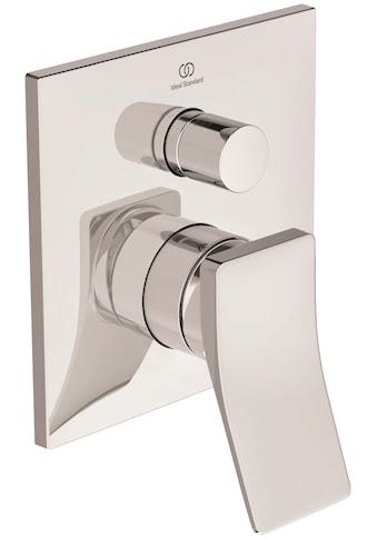 Ideal Standard Badarmatur »Check«, Unterputz Bausatz 2, chrom kaufen