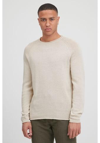 Solid Rundhalspullover »!SOLID Herren Feinstrick Pullover«, Herren Pullover Feinstrick kaufen