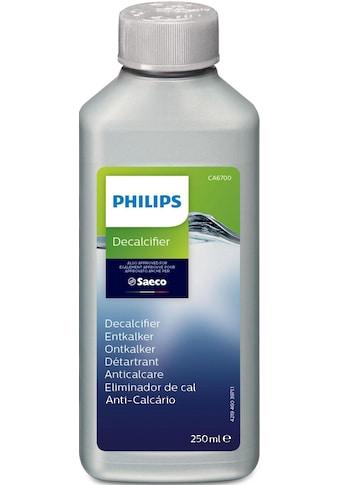 Saeco Flüssigentkalker »CA6700/90«, (1x 250-ml-Flasche) kaufen