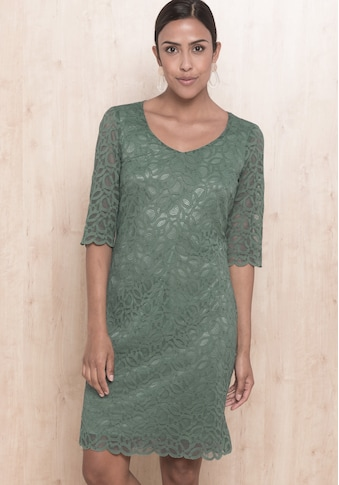 """bianca Spitzenkleid »DIRA«, in der Trendfarbe """"jade"""" kaufen"""