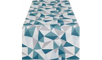 Home affaire Tischläufer, (1 St.), mit geometrischem Print kaufen