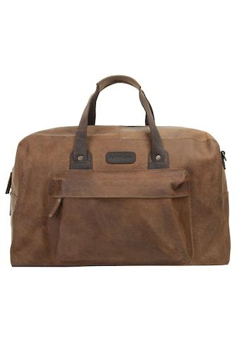 Harold's Reisetasche, vegetabil gegerbt kaufen