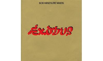 Musik-CD »EXODUS / MARLEY,BOB & THE WAILERS« kaufen