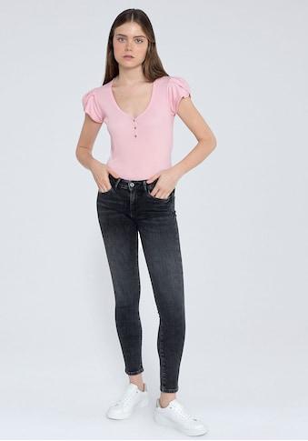 Pepe Jeans Skinny-fit-Jeans »PIXIE«, im basic Skinny-Fit in Mid-Waist und 5-Pocket-Stil kaufen