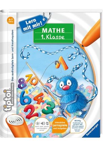 Ravensburger Buch »tiptoi® Mathe 1. Klasse«, ; Made in Germany kaufen