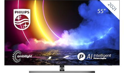 """Philips OLED-Fernseher »55OLED856/12«, 139 cm/55 """", 4K Ultra HD, Android TV-Smart-TV kaufen"""