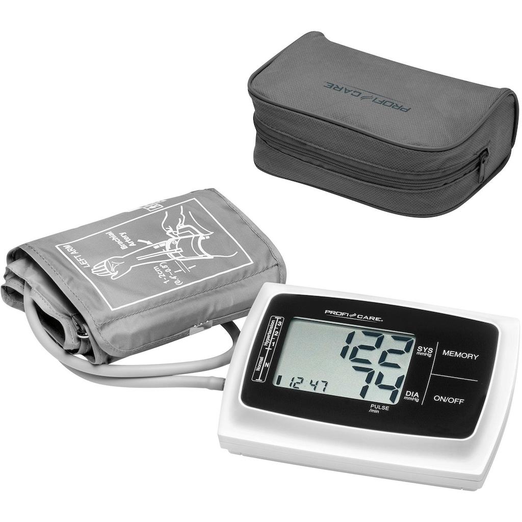 ProfiCare Oberarm-Blutdruckmessgerät »PC-BMG 3019«, Blutdruckmessgerät Oberarm