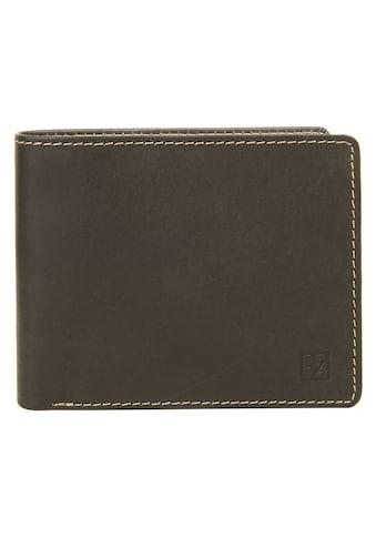 BODENSCHATZ Geldbörse »BICOLOUR«, 2fach klappbar kaufen