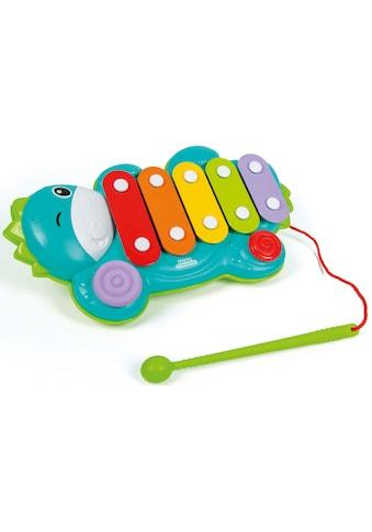 Clementoni® Spielzeug-Musikinstrument »Baby Clementoni - Xylo Dino« kaufen