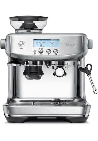 Sage Espressomaschine »The Barista Pro, SES878BSS4EEU1«, Gebürstetes Edelstahl kaufen