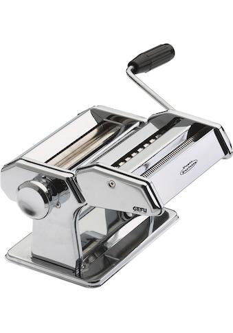 GEFU Nudelmaschine »PASTA PERFETTA DE LUXE«, für 6 Nudelvarianten kaufen