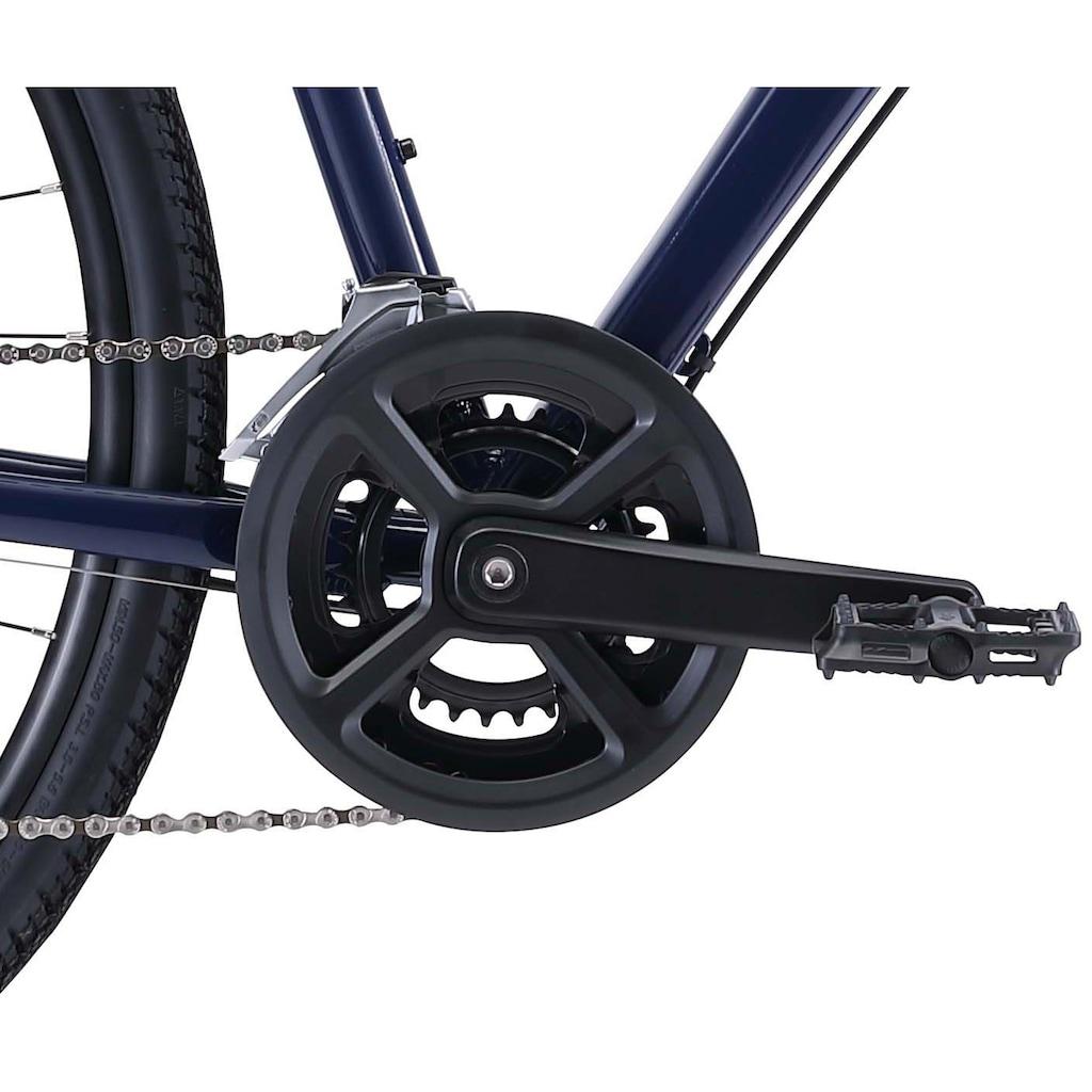 FUJI Bikes Fitnessbike »Traverse 1.5«, 16 Gang, Shimano, Altus Schaltwerk, Kettenschaltung