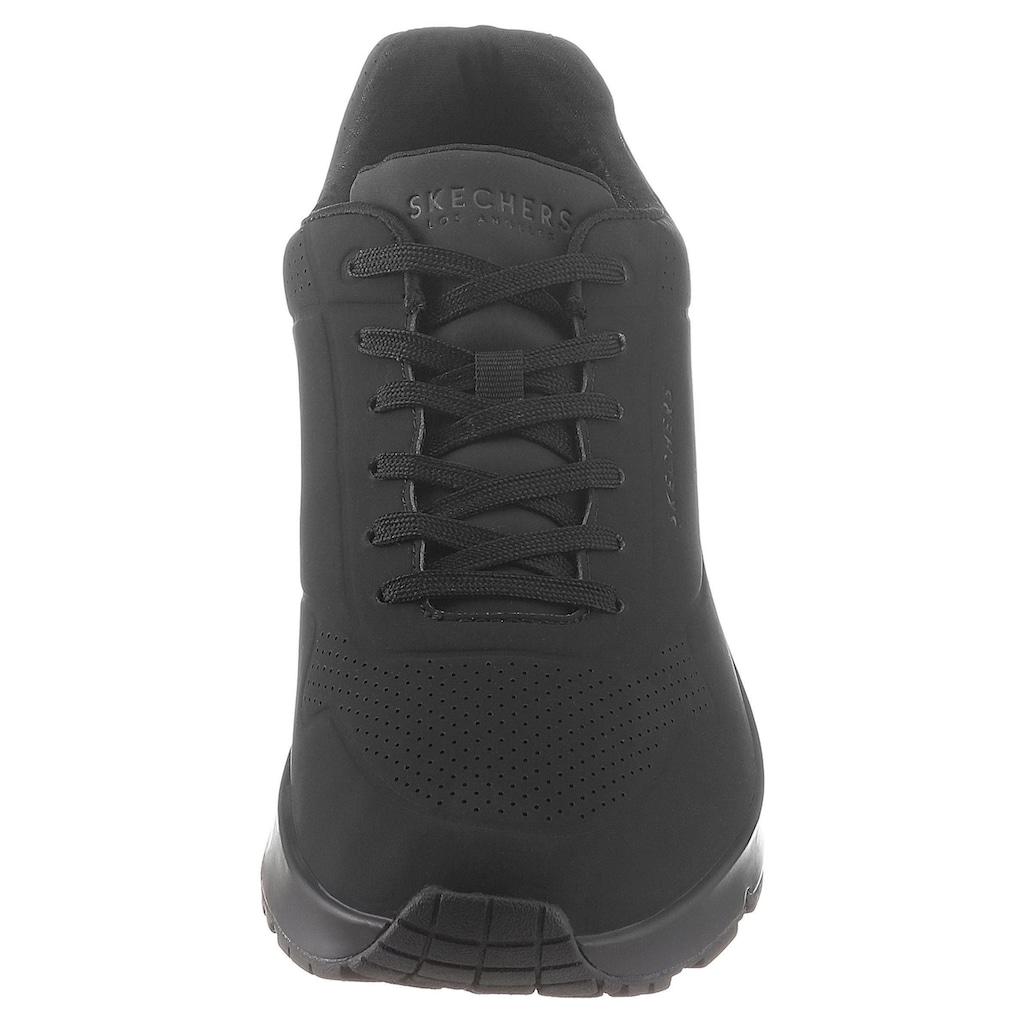 Skechers Sneaker »Uno«, mit extra Dämpfung