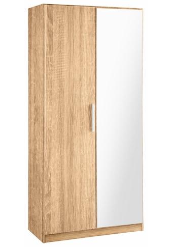 rauch BLUE Garderobenschrank »Minosa«, mit Spiegel, Breite 91 cm kaufen