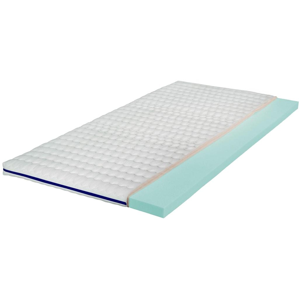 Breckle Topper »Topper EvoX«, (1 St.), der ideale Topper für alle Schlafsysteme zum Top Preis, Made in Germany