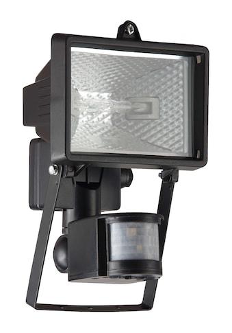 Brilliant Leuchten Tanko Außenwandstrahler 22cm Bewegungsmelder schwarz kaufen