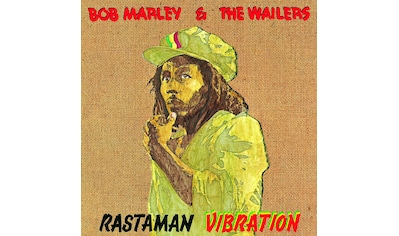 Musik-CD »RASTAMAN VIBRATION / MARLEY,BOB & THE WAILERS« kaufen