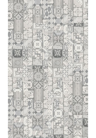 PARADOR Packung: Vinylboden »Trendtime 5.30  -  Ornamentic Grey«, 907 x 395 mm, Stärke 8,6 mm, 1,8 m² kaufen