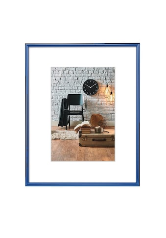 Hama Bilderrahmen »DIN A4«, Sevilla, Blau, Polystyrol, 21 x 29,7 cm kaufen