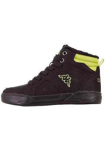 Kappa Sneaker »GRAFTON TEENS«, mit praktischem Reißverschluss an der Innenseite kaufen