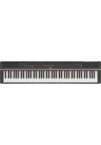 Yamaha Digitalpiano »P125B« kaufen