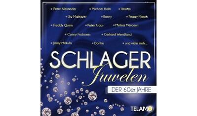 Musik-CD »Schlagerjuwelen Der 60er Jahre / Various« kaufen