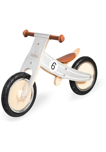 Pinolino® Laufrad »Nico, silber« kaufen