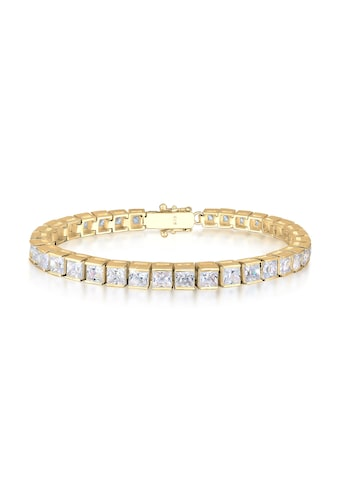 Elli Armband »Tennisarmband Zirkonia Kristall Sparkle 925 Silber« kaufen