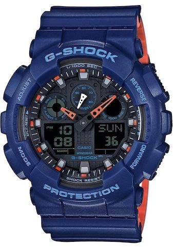 CASIO G - SHOCK Chronograph »GA - 100L - 2AER« kaufen