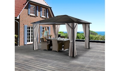 KONIFERA Pavillon »Aruba«, (Set), BxT: 300x400 cm kaufen