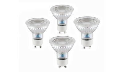 "näve »LED Leuchtmittel GU10/5W 4er - Set ""Marla""« LED - Leuchtmittel, GU10, Warmweiß kaufen"