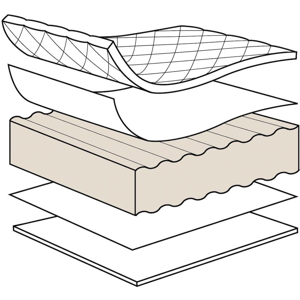 Julius Zöllner Kindermatratze »Compact Rollmatr.«, 6 cm cm hoch, (1 St.), einfaches Handling