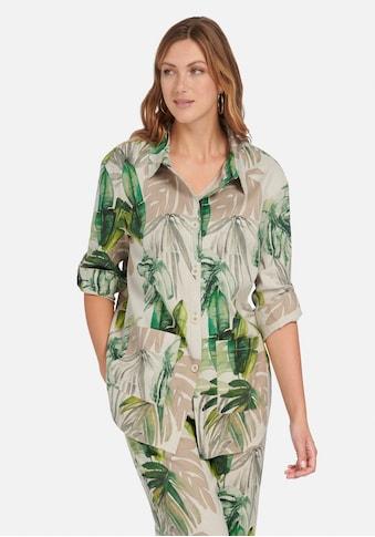 Emilia Lay Klassische Bluse »Blusenjacke«, mit Eingrifftaschen kaufen