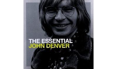 Musik-CD »The Essential John Denver / Denver,John« kaufen